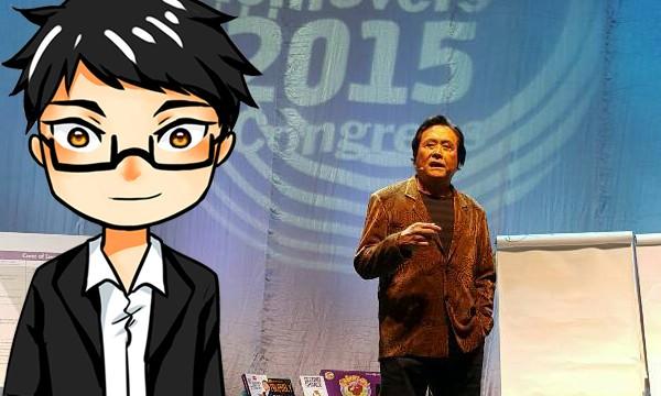 มารวยกันเถอะ! ถอดข้อความ Robert T. Kiyosaki ที่ส่งถึงเมืองไทย [บทความที่93]
